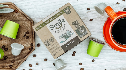 Smile Coffee Werks Coffee Pods