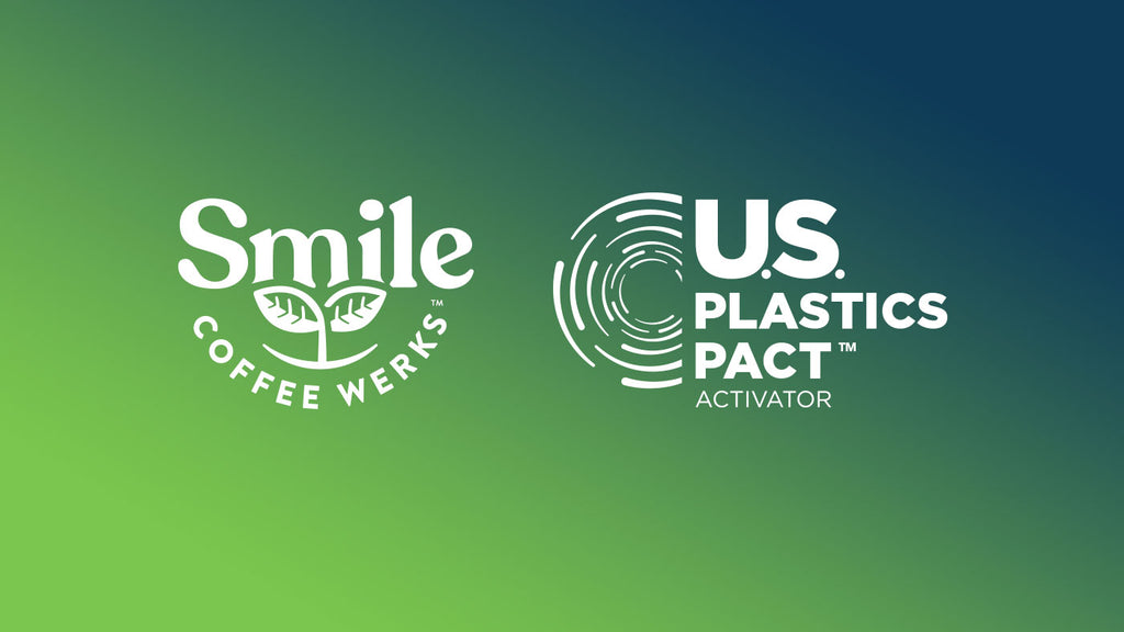 Smile Beverage Werks® Joins U.S. Plastics Pact, Committing To Meet Ambitious Circular Economy Goals By 2025
