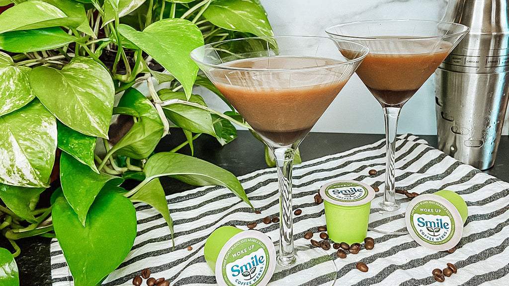 This Woke-Tini Coffee Cocktail Recipe Is Sure To Perk You Up