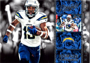 2018 Panini Prestige *Highlight Reel*   -  Keenan Allen  #HR - KA