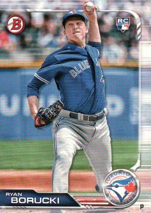 2019 Bowman - Ryan Borucki (Rookie, RC) #44