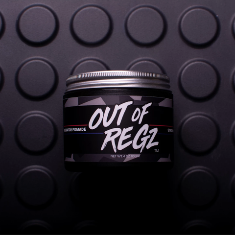 Operator - Strong Pomade by Out Of Regz - All Men's Style And Wellness