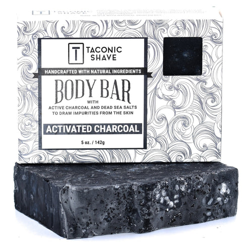 All Natural Soap by Taconic - All Men's Style And Wellness