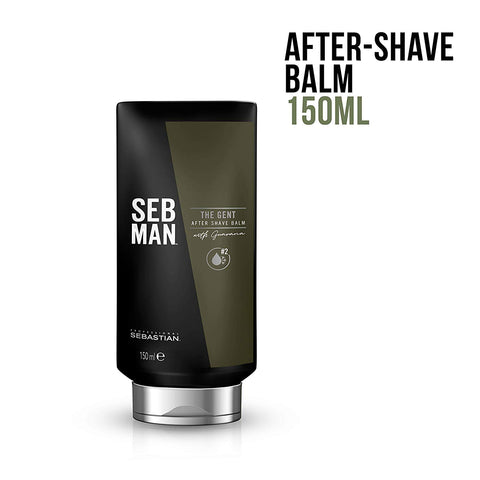 The Gent - After Shave Balm by Seb Man - All Men's Style And Wellness