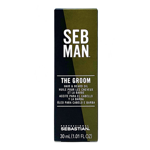 The Groom - Beard Oil by Seb Man - All Men's Style And Wellness