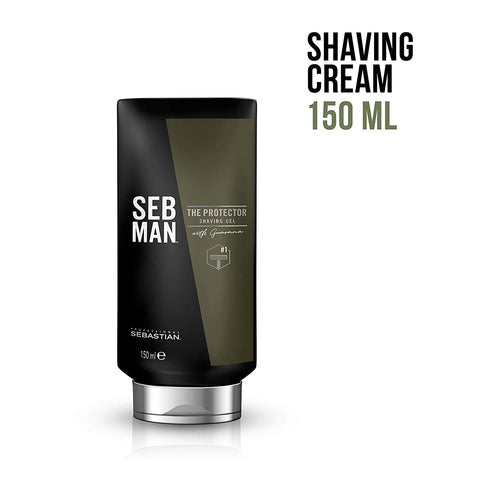 The Protector - Shaving Cream by Seb Man - All Men's Style And Wellness