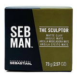 The Sculptor - Matte Clay by Seb Man - All Men's Style And Wellness