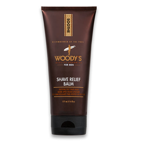 Shave Relief Balm by Woody's - All Men's Style And Wellness