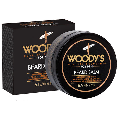 Beard Balm by Woody's - All Men's Style And Wellness