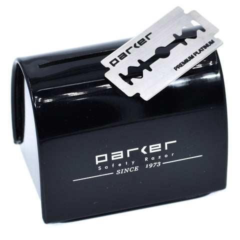 Razor Disposal Bank by Parker - All Men's Style And Wellness