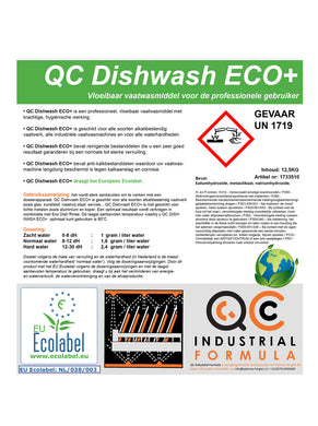 QC Dishwash ECO+