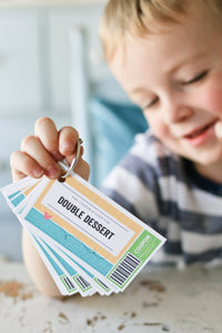 Kids Reward Coupons