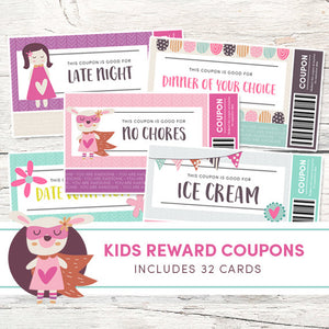 Kids Love Coupons