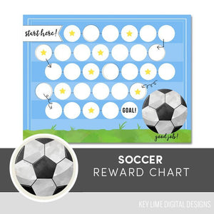 Kids Reward Chart Bundle
