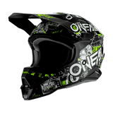 O'Neal 3Series Attack 2.0 Black-Neon Yellow