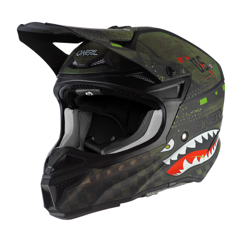 O'Neal 5Series Warhawk Black-Green
