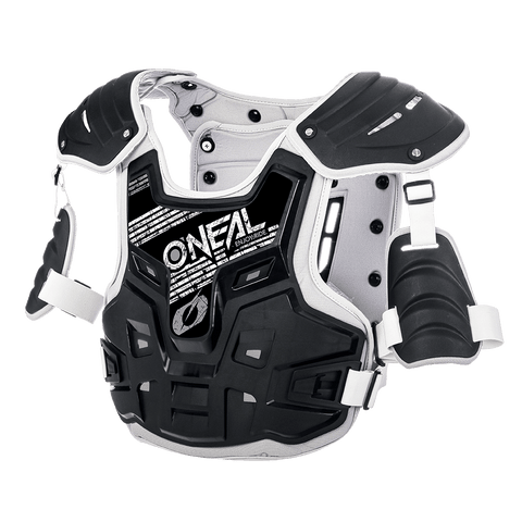 O'Neal PXR Stone Shield Black-White