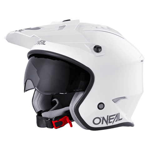 O'Neal Volt Solid White