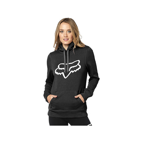 Fox Centered Pullover Hoodie