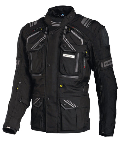 Richa Touareg Jacket Black