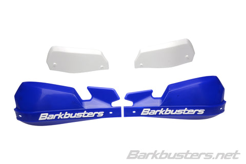 BarkBusters VPS Plastic Guards Only Blue