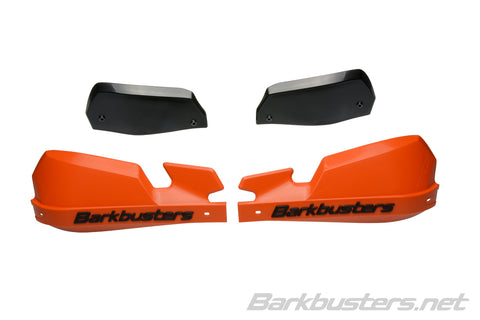 BarkBusters VPS Plastic Guards Only Orange