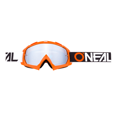 O'Neal B-10 TwoFace Mirror-Silver Orange