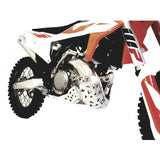 Skid Plate with Exhaust Guard KTM XC/SX/EXC, Husqvarna TX/TE
