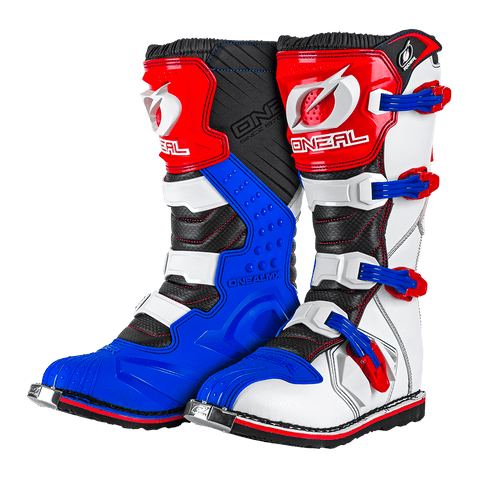 O'Neal Rider Blue/Red/White