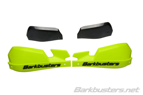 BarkBusters VPS Plastic Guards Only Hi-Viz Yellow