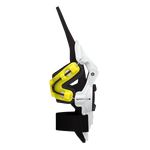 Mobius X8 Wrist Brace White-Acid Yellow
