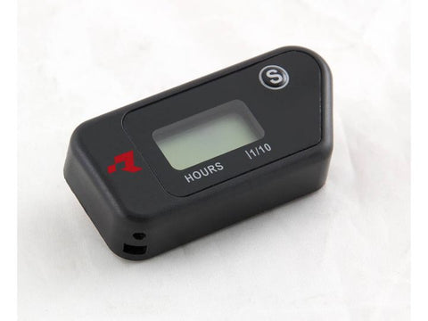 R-Tech Universal Electronic Hour Meter-Wireless & Erasable