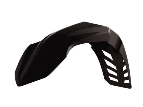 R-Tech Dirt Front Fender Universal/Yamaha YZ Black