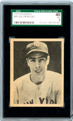 1939 Playball SGC GRADED 40 - Joe DiMaggio