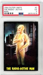 1964 Outer Limits #02 PSA GRADED 5