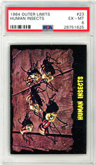 1964 Outer Limits #23 PSA GRADED 6