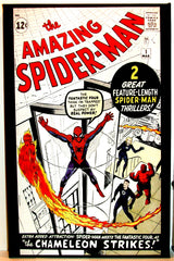 CANVAS - Amazing Spider-Man #1