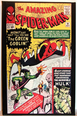 CANVAS - Amazing Spider-Man #14