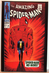 CANVAS - Amazing Spider-Man #50