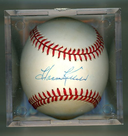 - AUTOGRAPHED BALL -  Harmon Killebrew (Twins HOF)