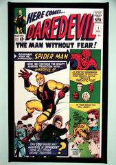 CLASSIC COVER ON CANVAS - Daredevil #1 SOLD!  (on back order)