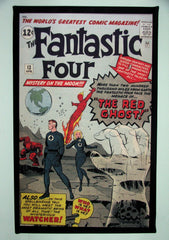 CANVAS - Fantastic Four #13