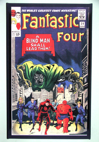 CANVAS - Fantastic Four #39