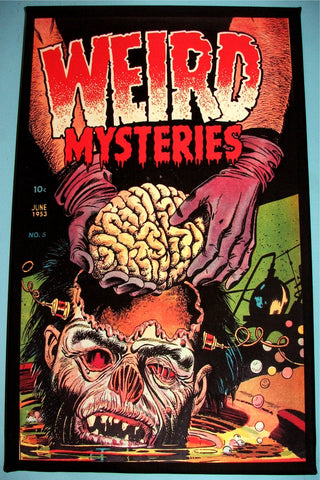 CANVAS - Weird Mysteries #5