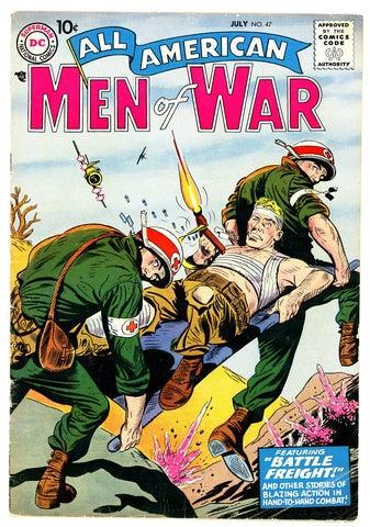 All American Men of War #47   FINE   1957
