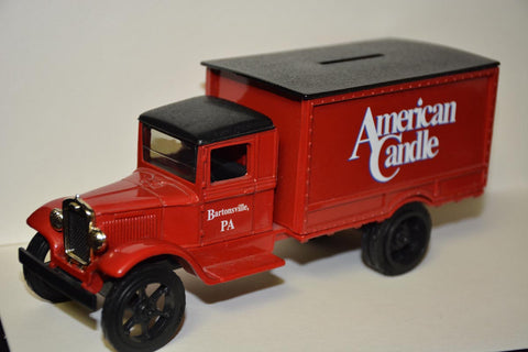 "1931 Hawkeye truck - EXCLUSIVE - ""American Candle"" 1/500"