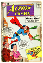 Action Comics #260   VERY GOOD-   1960