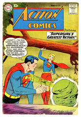 Action Comics #262   VERY GOOD-   1960