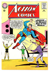 Action Comics #321   VERY FINE   1965