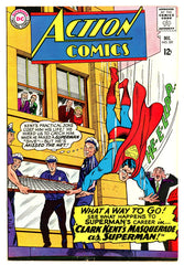 Action Comics #331   VERY FINE-   1965